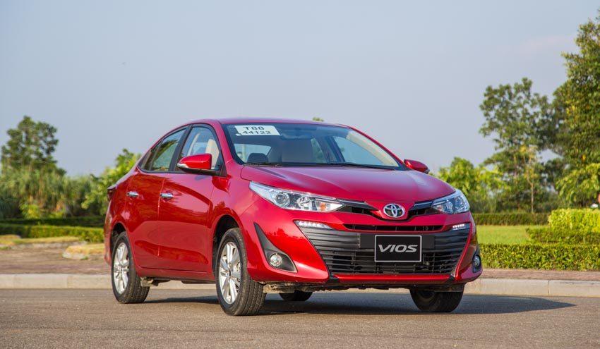 Vì sao Toyota Vios không dễ bị vượt qua? - 4