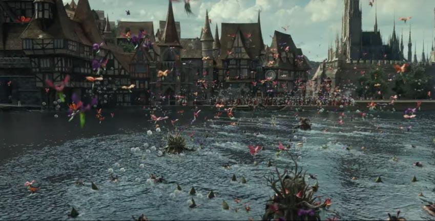 Disney bất ngờ tung trailer của Maleficent: Mistress of Evil - 13