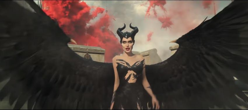 Disney bất ngờ tung trailer của Maleficent: Mistress of Evil - 3