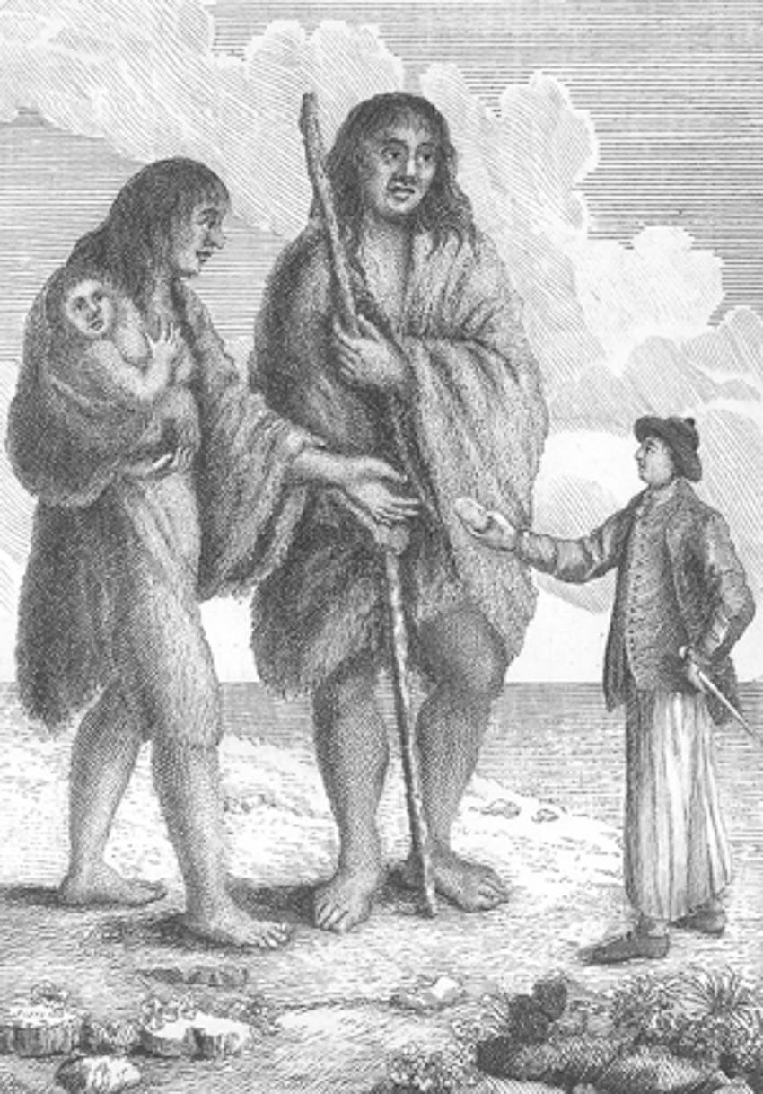 Truyền thuyết và bằng chứng khoa học về người khổng lồ - 9