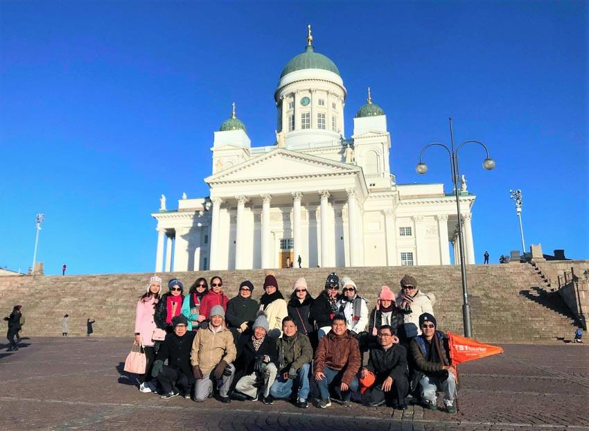 TST tourist giới thiệu loạt tour mùa Thu Châu Âu và mùa Xuân nước Úc - 1