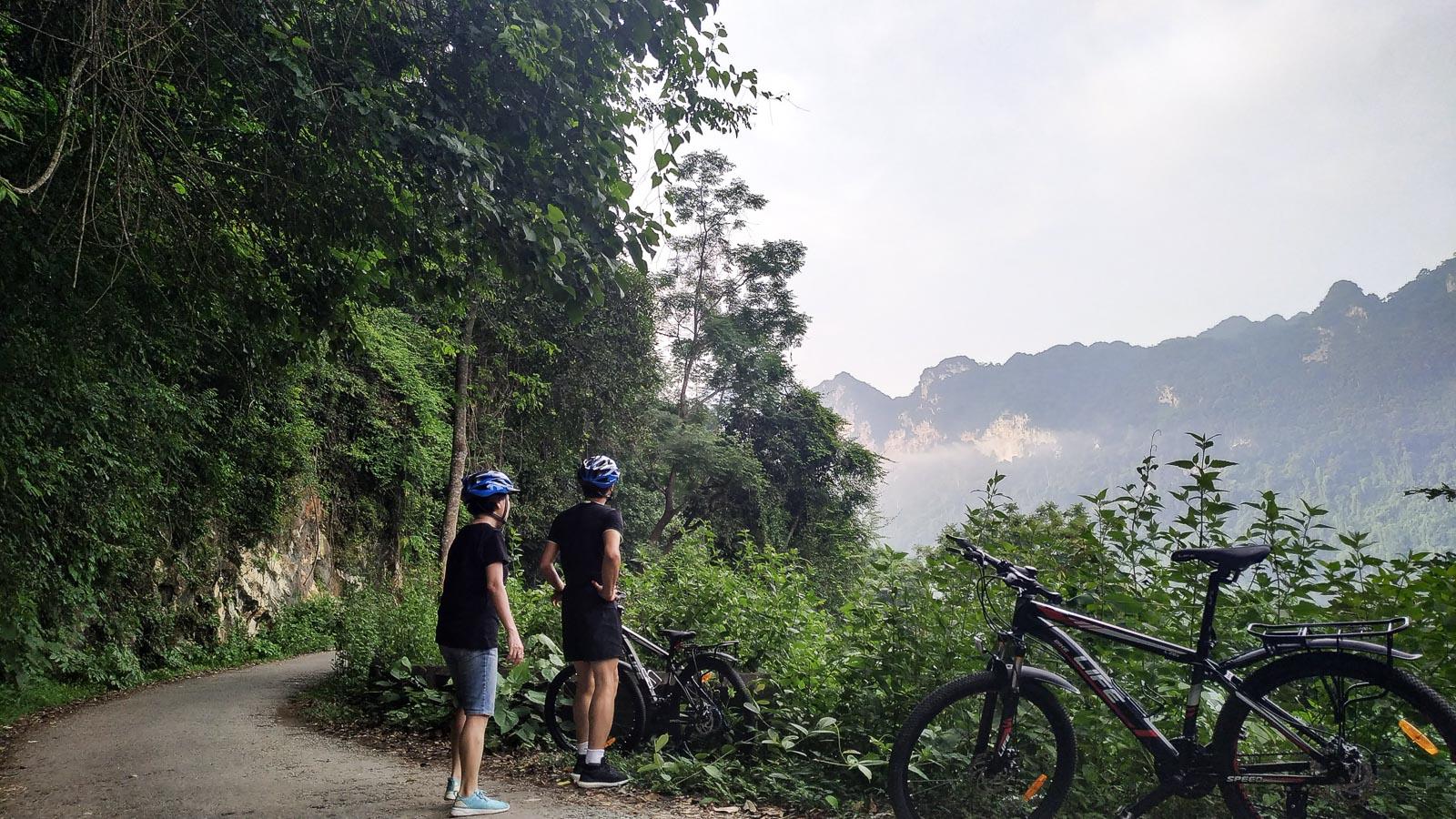 Đạp xe khám phá vùng lõi rừng quốc gia Ba Bể - 4