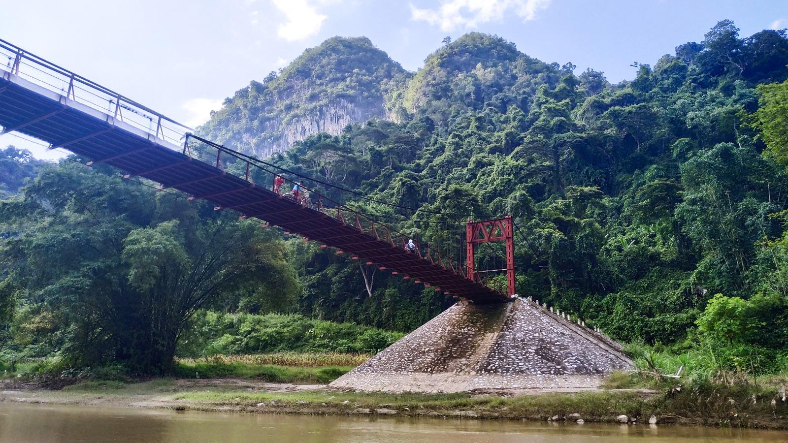 Đạp xe khám phá vùng lõi rừng quốc gia Ba Bể - 9