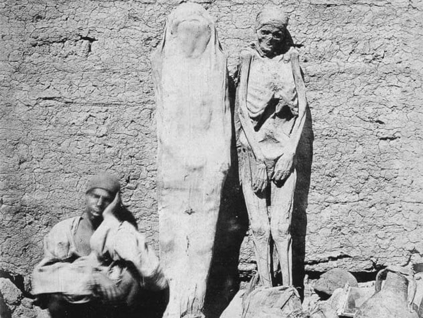 Những điều có thể bạn chưa biết về xác ướp Ai Cập thời cổ đại - 2
