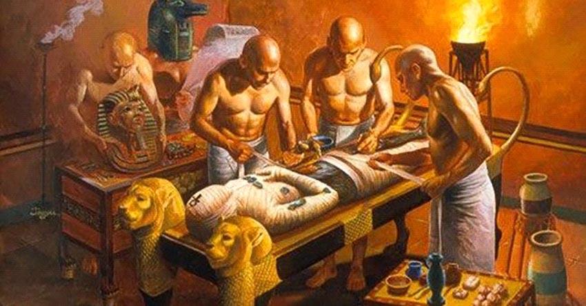 Những điều có thể bạn chưa biết về xác ướp Ai Cập thời cổ đại - 4