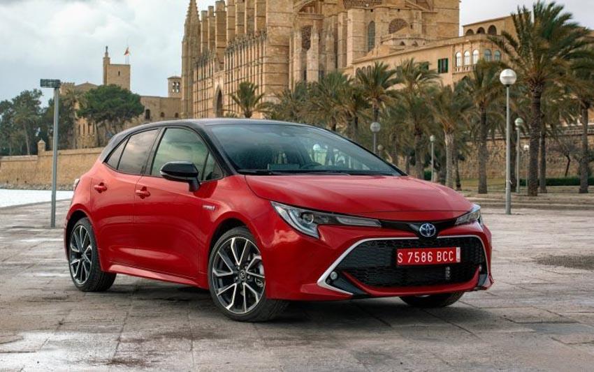 Xe Toyota giữ vị trí số một trên đường phố Australia