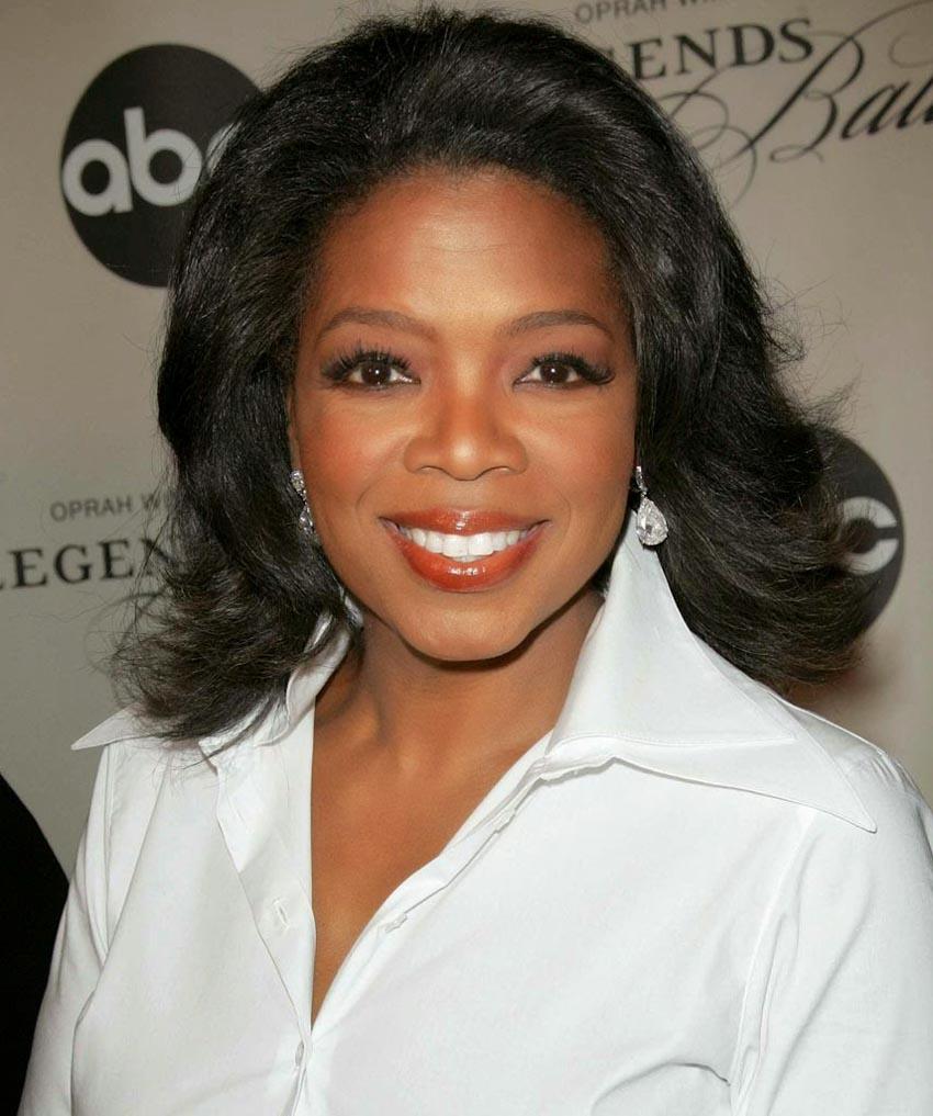 Oprah Winfrey: Làm bất cứ việc gì, bạn nên hỏi ý định của bạn là gì? - 6
