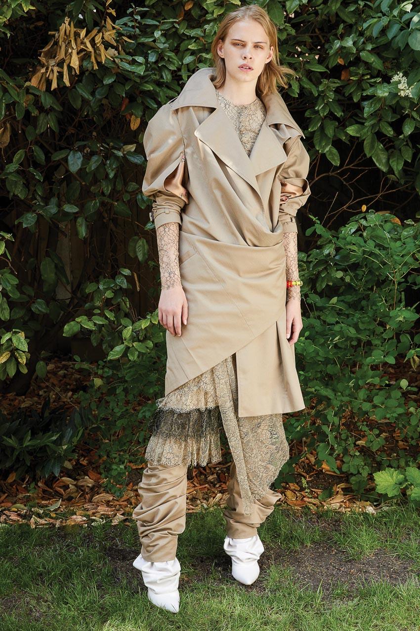 Vải khaki là ưu tiên hàng đầu khi lựa chọn trang phục mùa hè - 6
