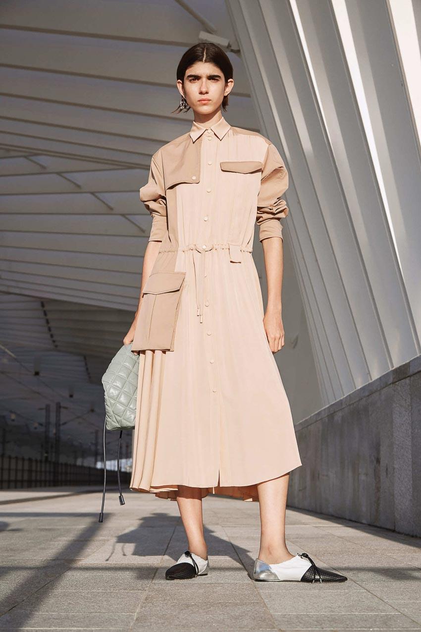 Vải khaki là ưu tiên hàng đầu khi lựa chọn trang phục mùa hè - 7