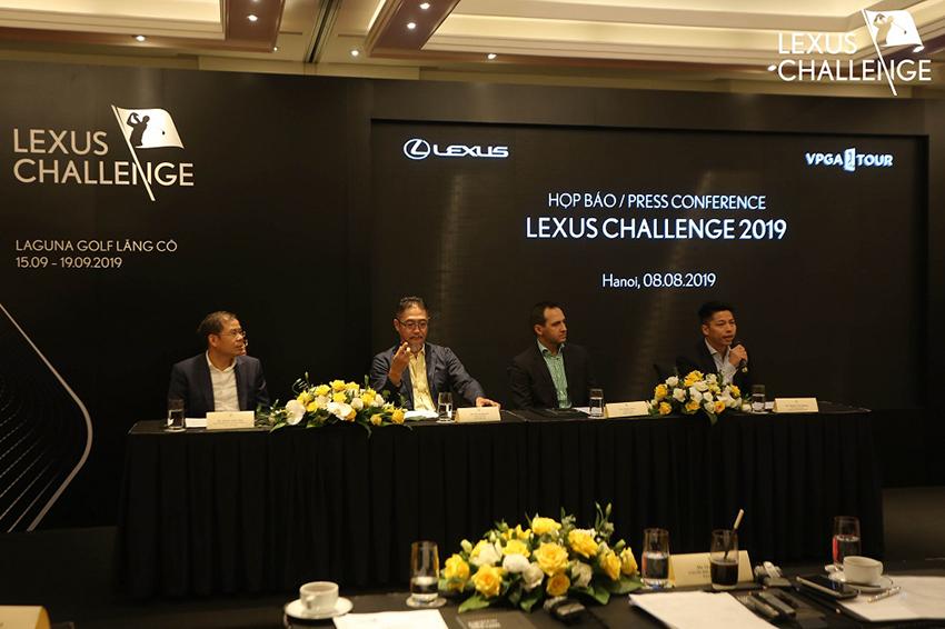 Khởi động Giải Lexus Challenge 2019 -4
