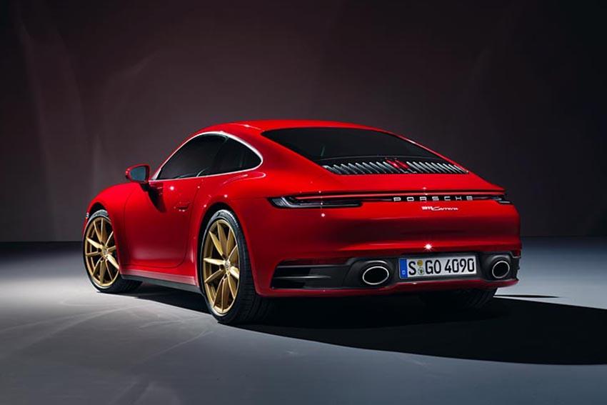 Porsche giới thiệu 911 Carrera Coupé và 911 Carrera Cabriolet mới - 13