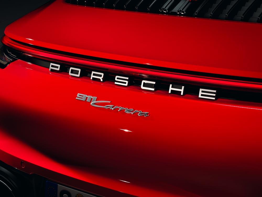 Porsche giới thiệu 911 Carrera Coupé và 911 Carrera Cabriolet mới - 07