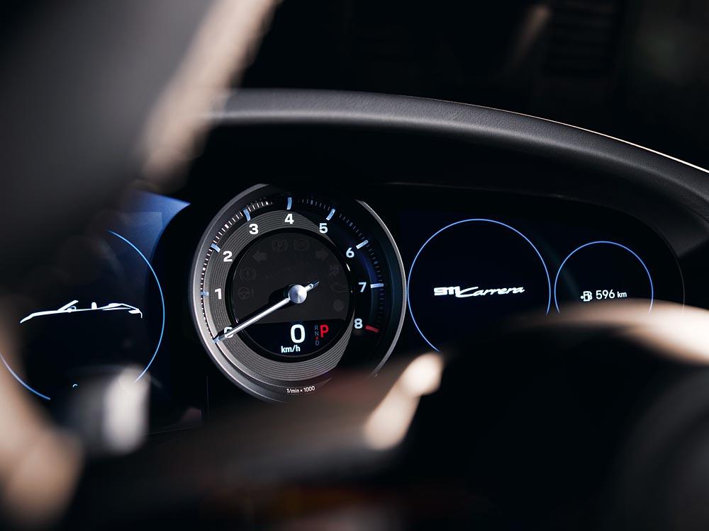 Porsche giới thiệu 911 Carrera Coupé và 911 Carrera Cabriolet mới - 04