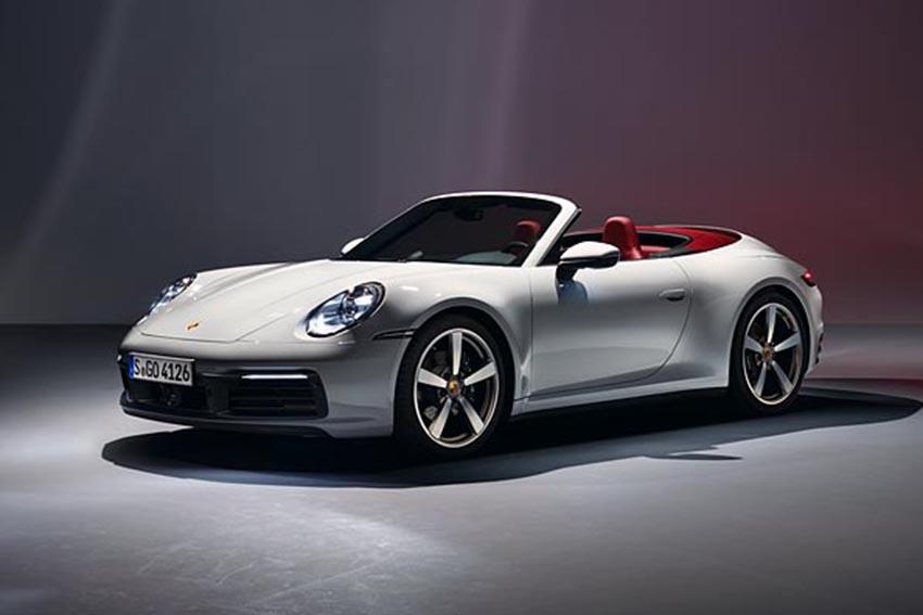Porsche giới thiệu 911 Carrera Coupé và 911 Carrera Cabriolet mới - 02