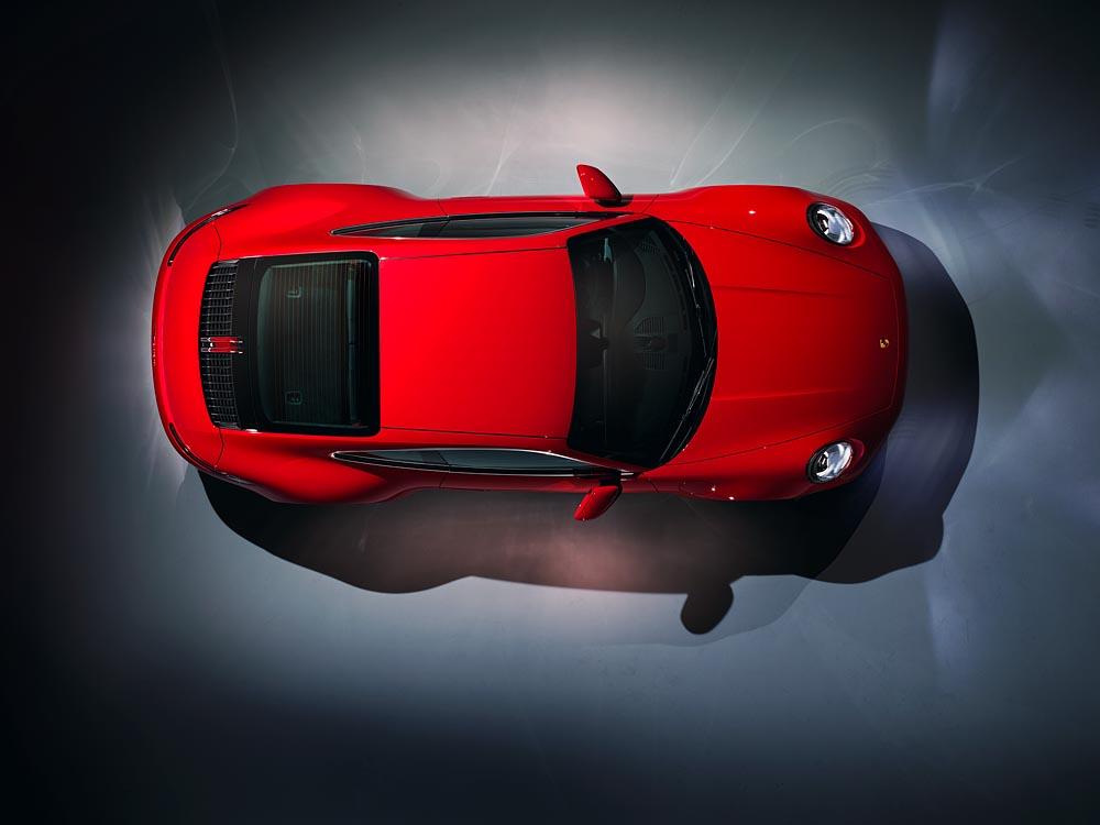 Porsche giới thiệu 911 Carrera Coupé và 911 Carrera Cabriolet mới - 01