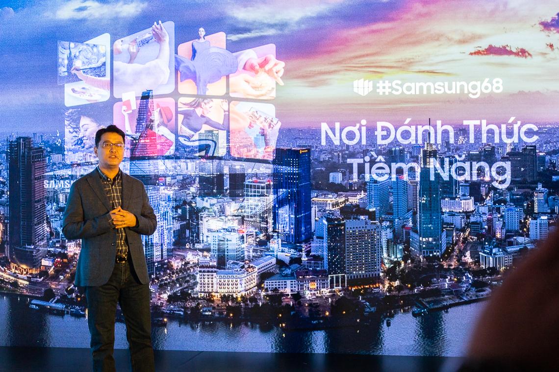 Samsung ra mắt bộ đôi Galaxy Note10 và Note10+ tại Việt Nam, giá từ 23 triệu đồng 1