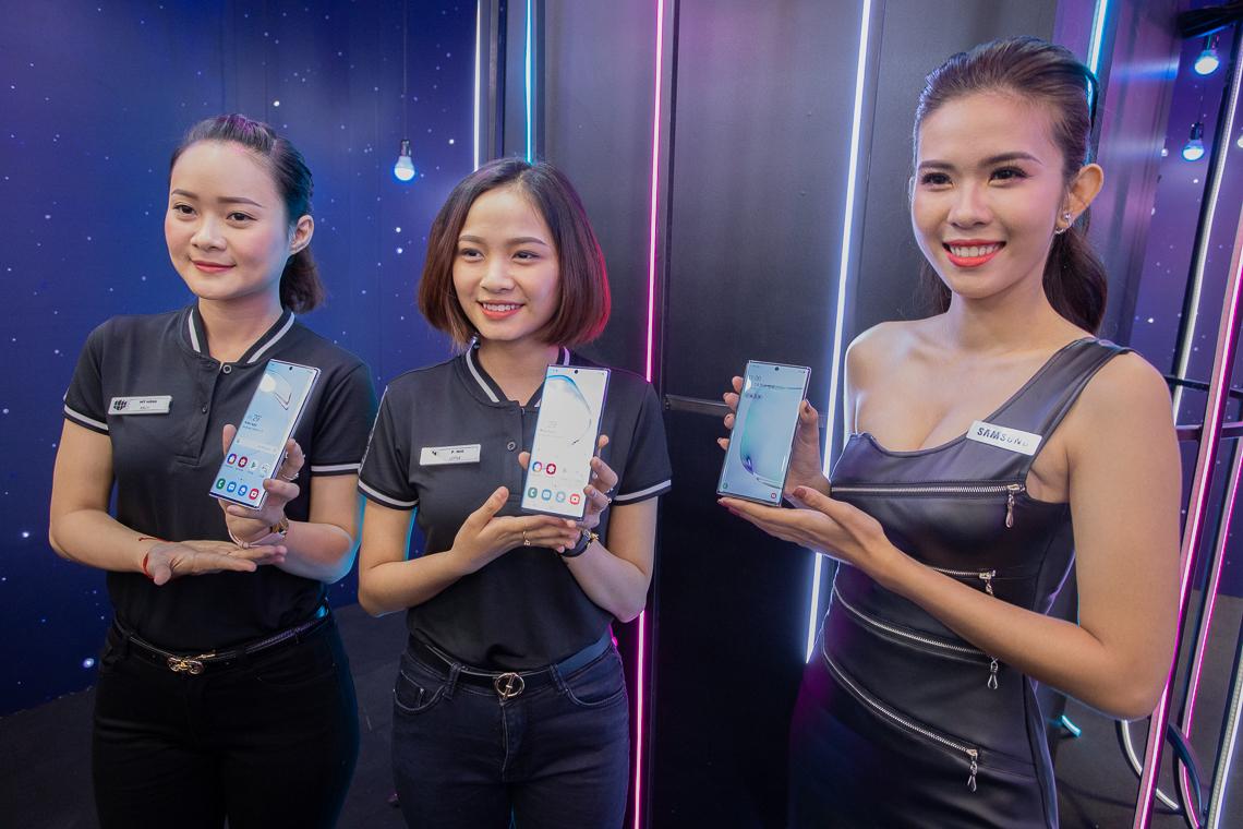 Samsung ra mắt bộ đôi Galaxy Note10 và Note10+ tại Việt Nam, giá từ 23 triệu đồng 6