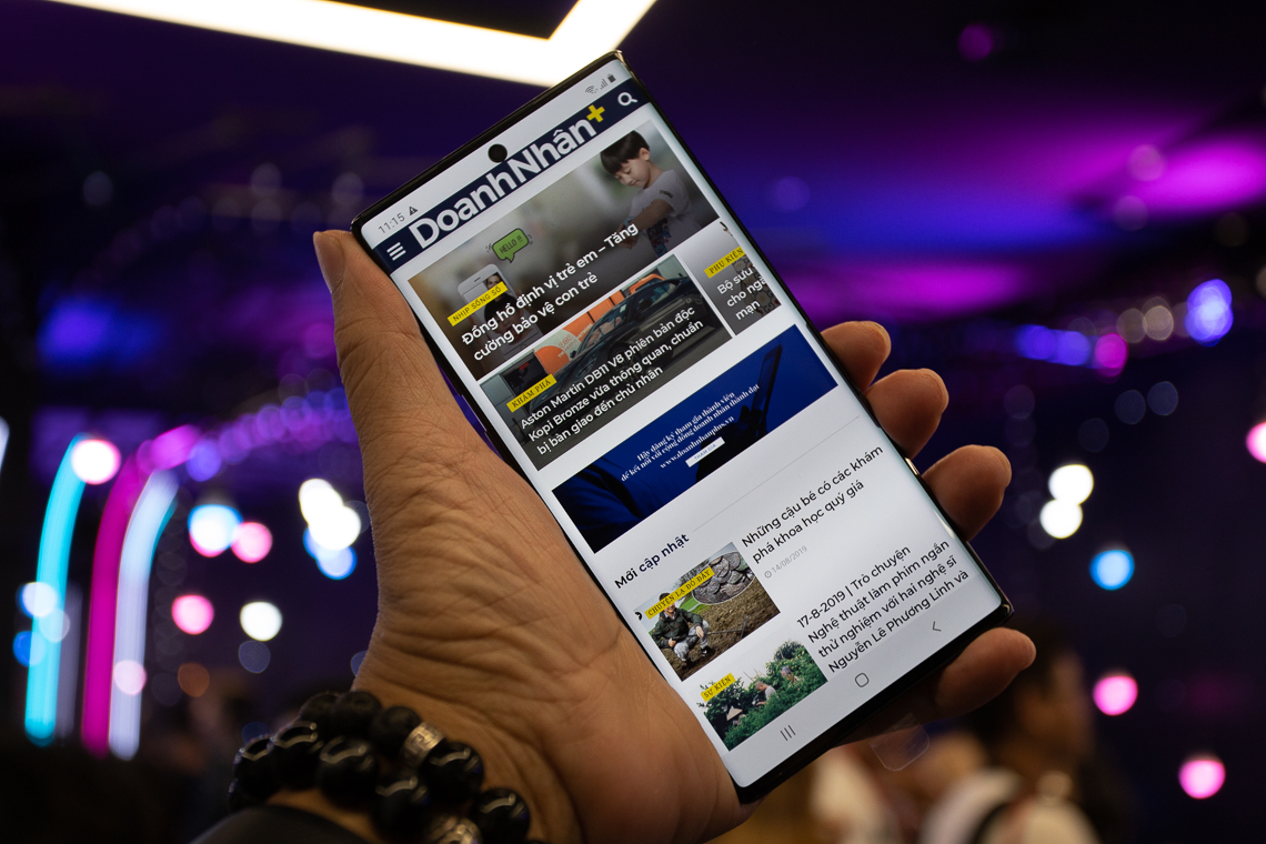 Samsung ra mắt bộ đôi Galaxy Note10 và Note10+ tại Việt Nam, giá từ 23 triệu đồng 19