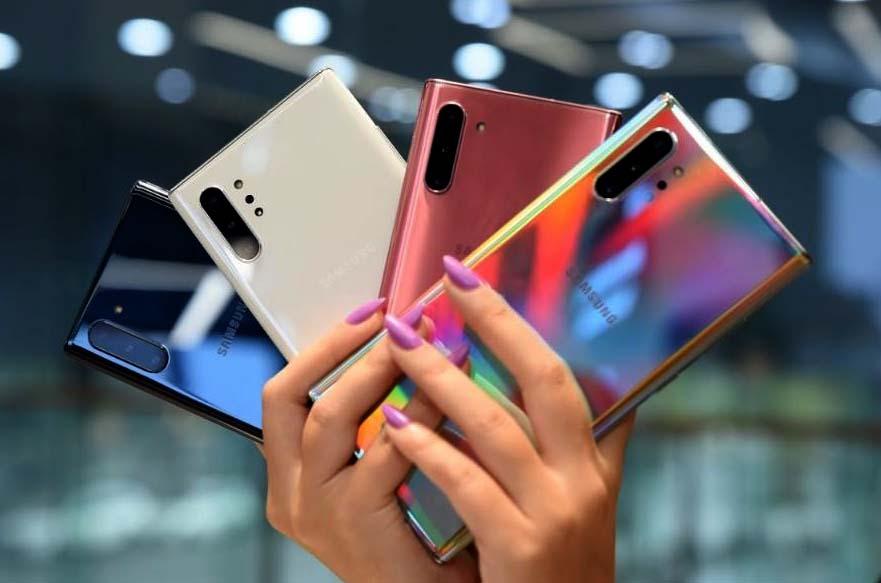 Samsung ra mắt bộ đôi Galaxy Note10 và Note10+ tại Việt Nam, giá từ 23 triệu đồng 20