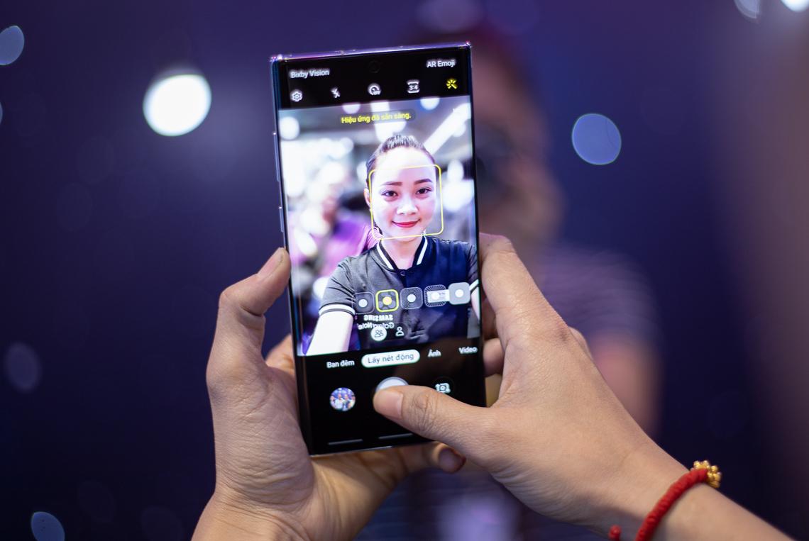 Samsung ra mắt bộ đôi Galaxy Note10 và Note10+ tại Việt Nam, giá từ 23 triệu đồng 22