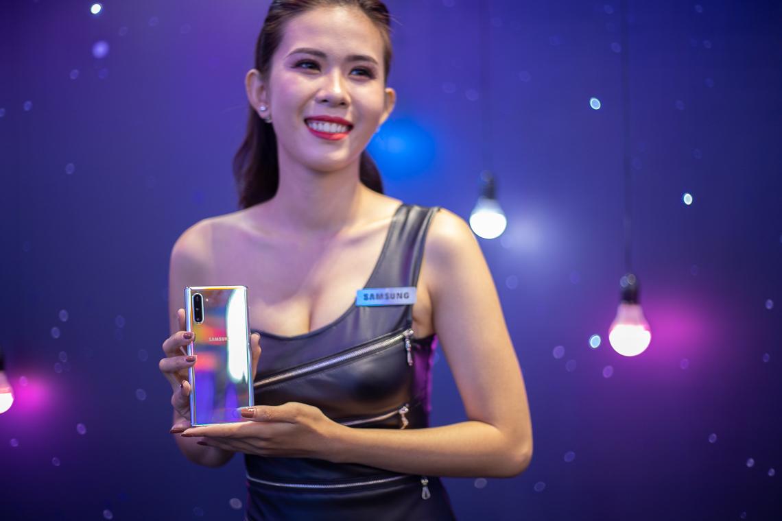 Samsung ra mắt bộ đôi Galaxy Note10 và Note10+ tại Việt Nam, giá từ 23 triệu đồng 9