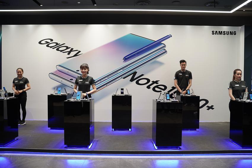 Samsung ra mắt bộ đôi Galaxy Note10 và Note10+ tại Việt Nam, giá từ 23 triệu đồng 4