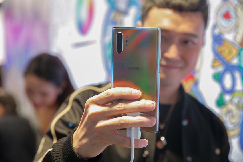 Samsung ra mắt bộ đôi Galaxy Note10 và Note10+ tại Việt Nam, giá từ 23 triệu đồng 14