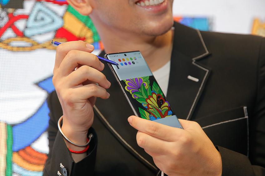 Samsung ra mắt bộ đôi Galaxy Note10 và Note10+ tại Việt Nam, giá từ 23 triệu đồng 16