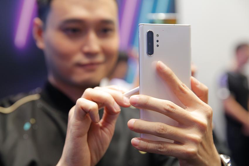 Samsung ra mắt bộ đôi Galaxy Note10 và Note10+ tại Việt Nam, giá từ 23 triệu đồng 17