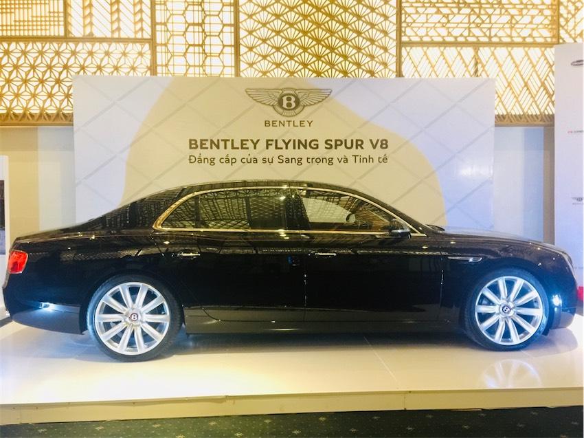 """Bentley """"Tiến vào kỷ nguyên số"""" cùng Forbes forum 2019 2"""