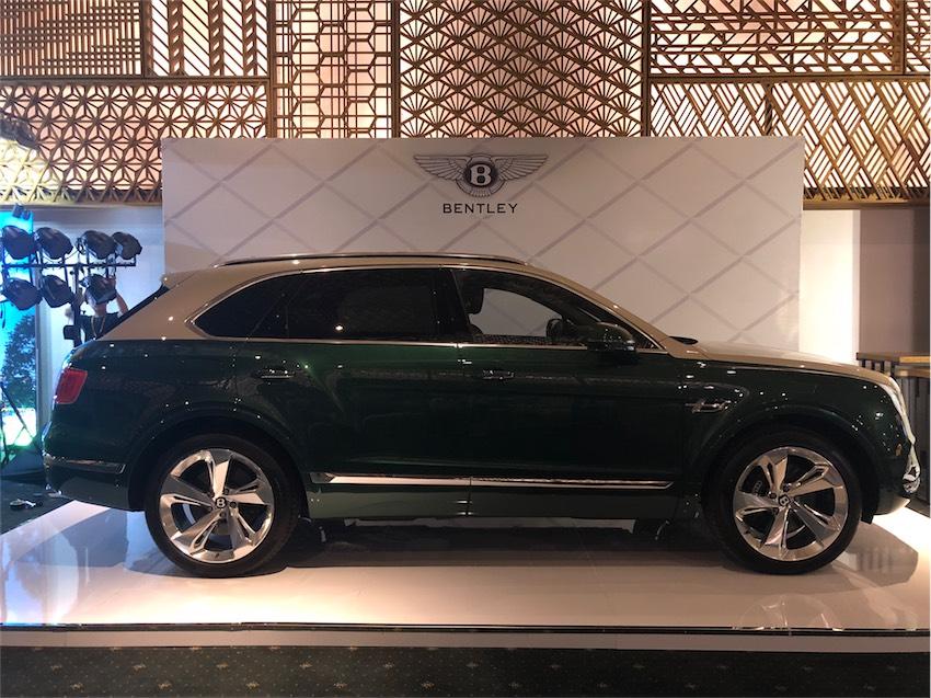 """Bentley """"Tiến vào kỷ nguyên số"""" cùng Forbes forum 2019 1"""