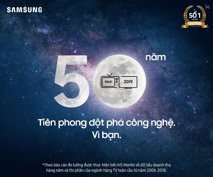 Samsung kỷ niệm 50 năm 1
