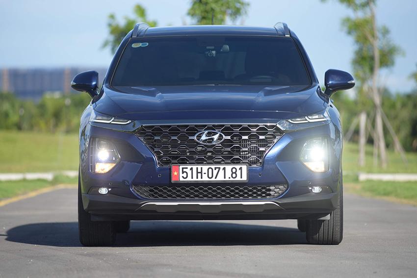 Hyundai Santa Fe lần đầu vào Top 10 xe bán chạy nhất Việt Nam 3