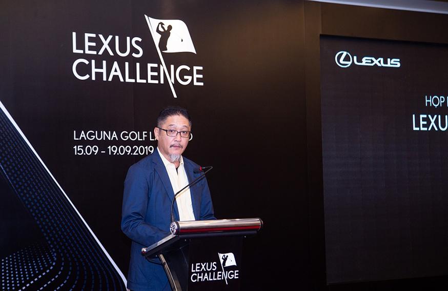 Khởi động Giải Lexus Challenge 2019 -2