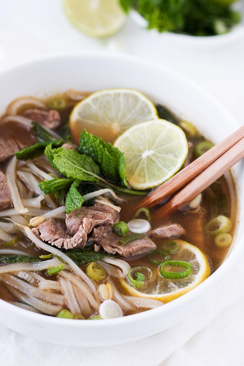"""Món ăn Việt vươn tới """"Top 50"""" thế giới."""