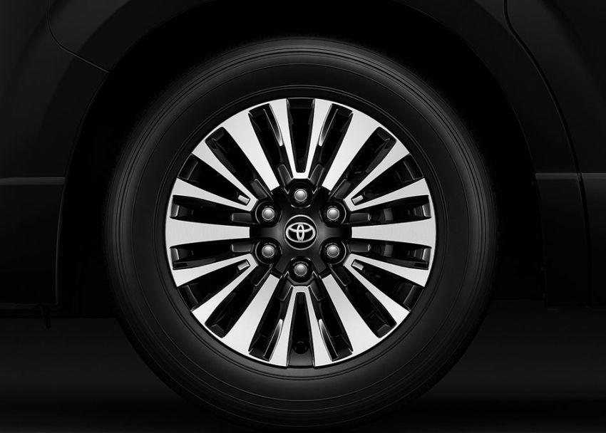 Toyota Majesty 2019 vừa ra mắt tại Thái Lan, mẫu xe gia đình cao cấp nhất 12