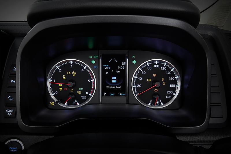 Toyota Majesty 2019 vừa ra mắt tại Thái Lan, mẫu xe gia đình cao cấp nhất 19