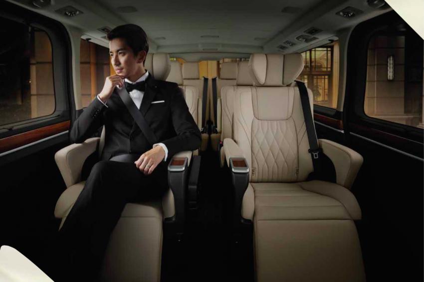 Toyota Majesty 2019 vừa ra mắt tại Thái Lan, mẫu xe gia đình cao cấp nhất 7