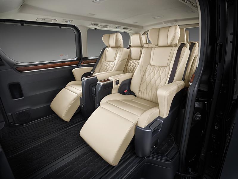 Toyota Majesty 2019 vừa ra mắt tại Thái Lan, mẫu xe gia đình cao cấp nhất 16