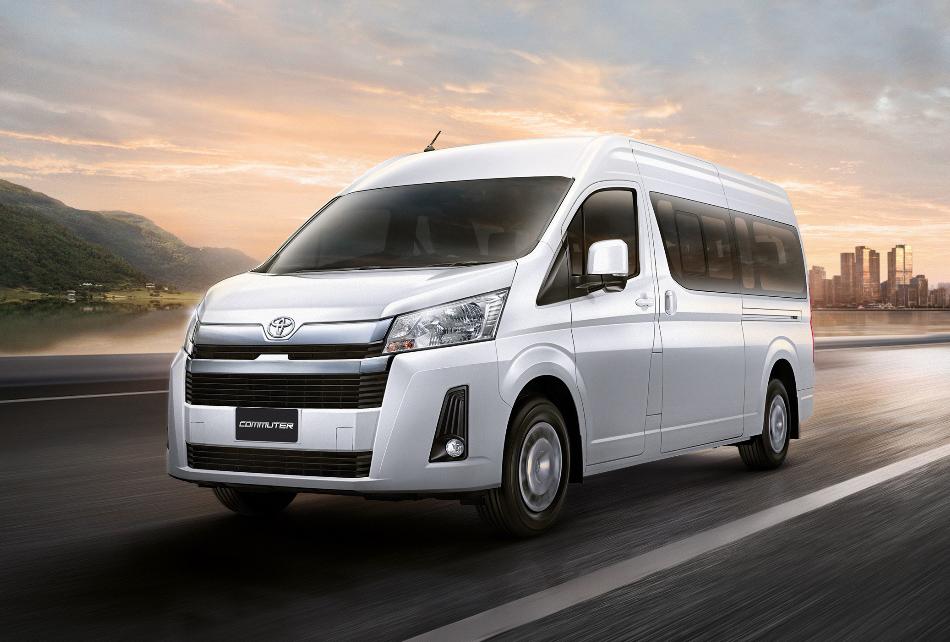 Toyota Majesty 2019 vừa ra mắt tại Thái Lan, mẫu xe gia đình cao cấp nhất 14