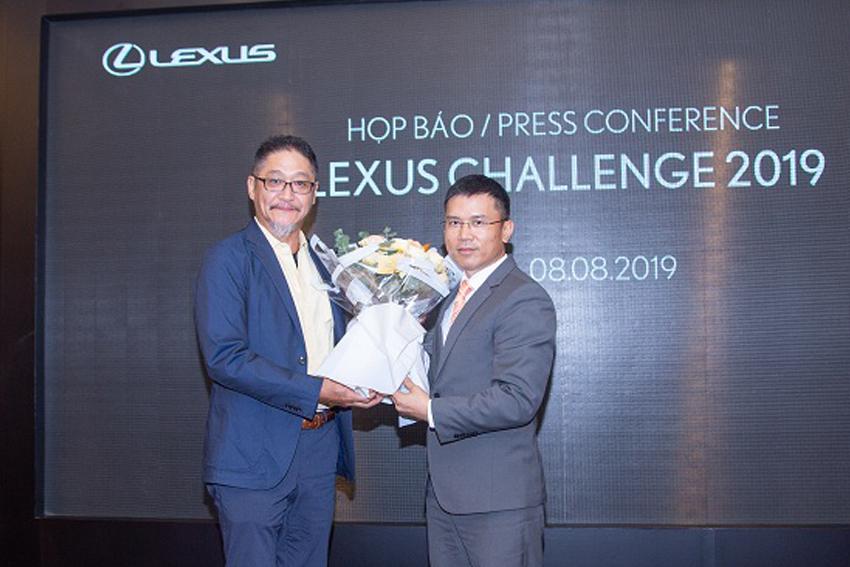 Khởi động Giải Lexus Challenge 2019 -1