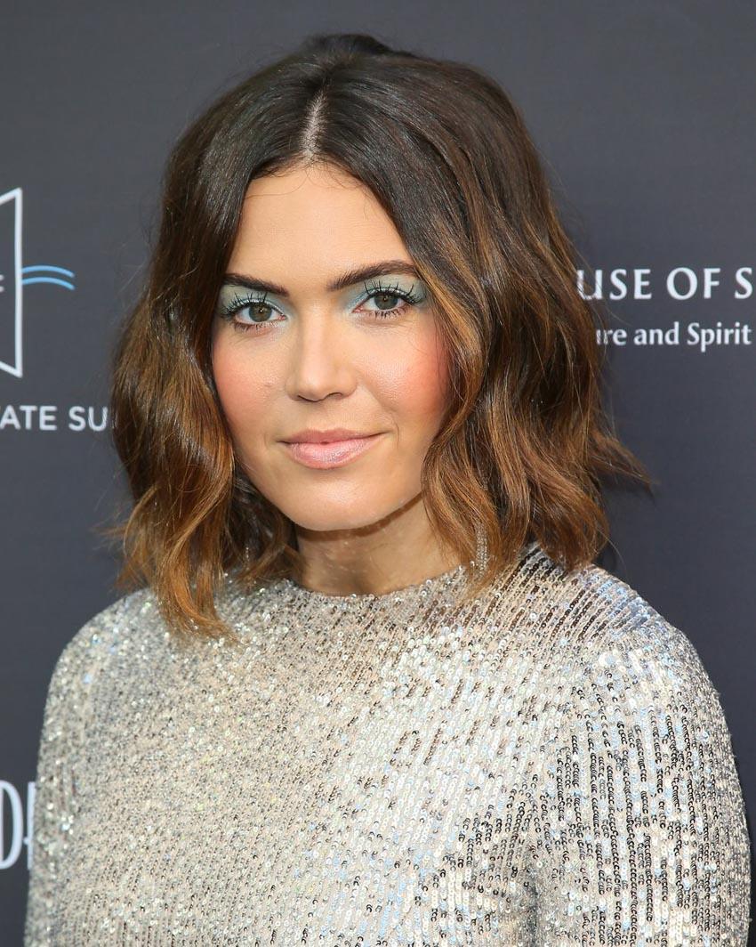 25 kiểu tóc đẹp dành cho bạn gái có gương mặt tròn - 19