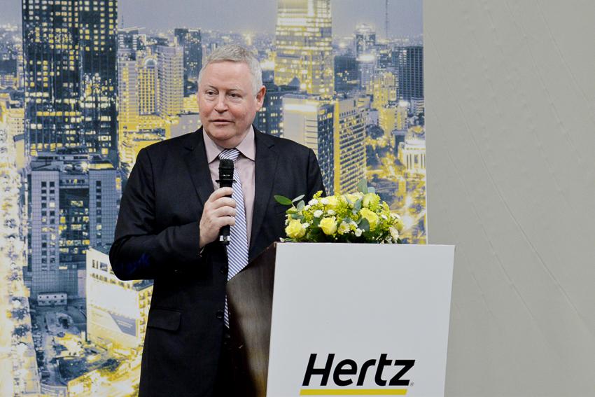 Hãng cho thuê xe Hertz chính thức gia nhập thị trường Việt Nam 7