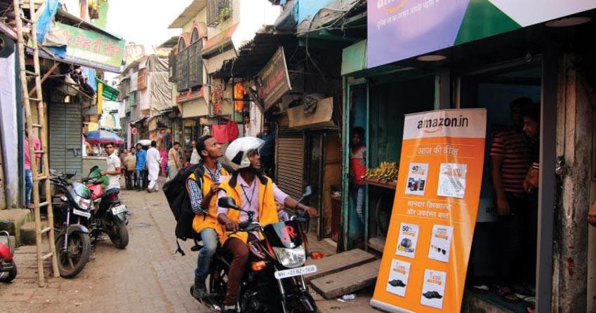 Amazon tìm cách chiếm lĩnh thị trường bán lẻ Ấn Độ - 2