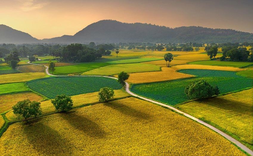 Ngắm vẻ đẹp mê hồn của Việt Nam nhìn từ trên cao - 10