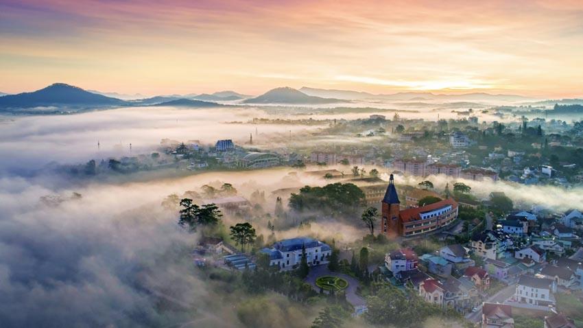 Ngắm vẻ đẹp mê hồn của Việt Nam nhìn từ trên cao - 3