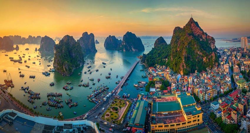 Ngắm vẻ đẹp mê hồn của Việt Nam nhìn từ trên cao - 8