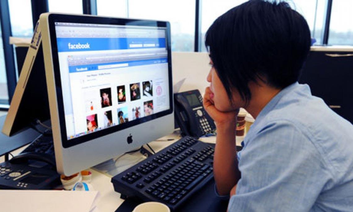 Chuyện nhà tôi: Bà xã lên Facebook - 3