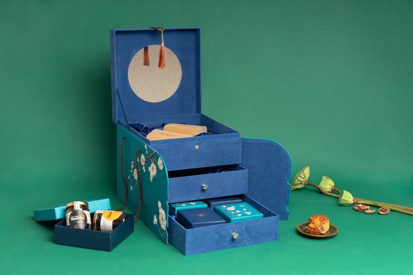 """Brodard Bakery giới thiệu bộ sưu tập bánh trung thu """"Chiếc bánh vàng - Thay ngàn lời chúc"""" - 1"""