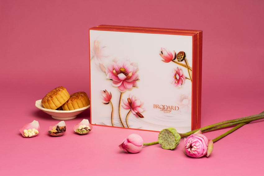 """Brodard Bakery giới thiệu bộ sưu tập bánh trung thu """"Chiếc bánh vàng - Thay ngàn lời chúc"""" - 5"""
